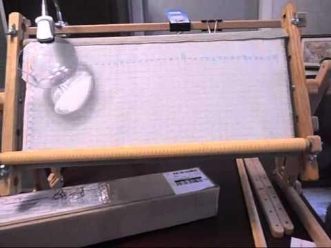 Станок иволга вышивка