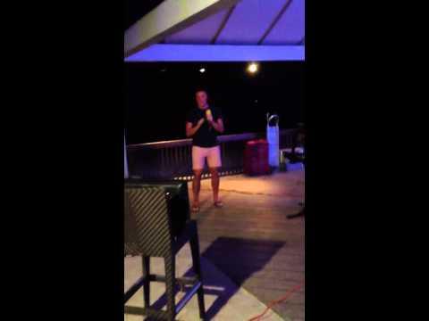 Karaoke in Aruba