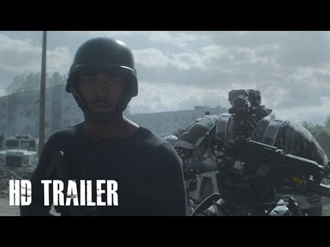 OUTSIDE THE WIRE Trailer #2 | Anthony Mackie Sci Fi Movie (2021)