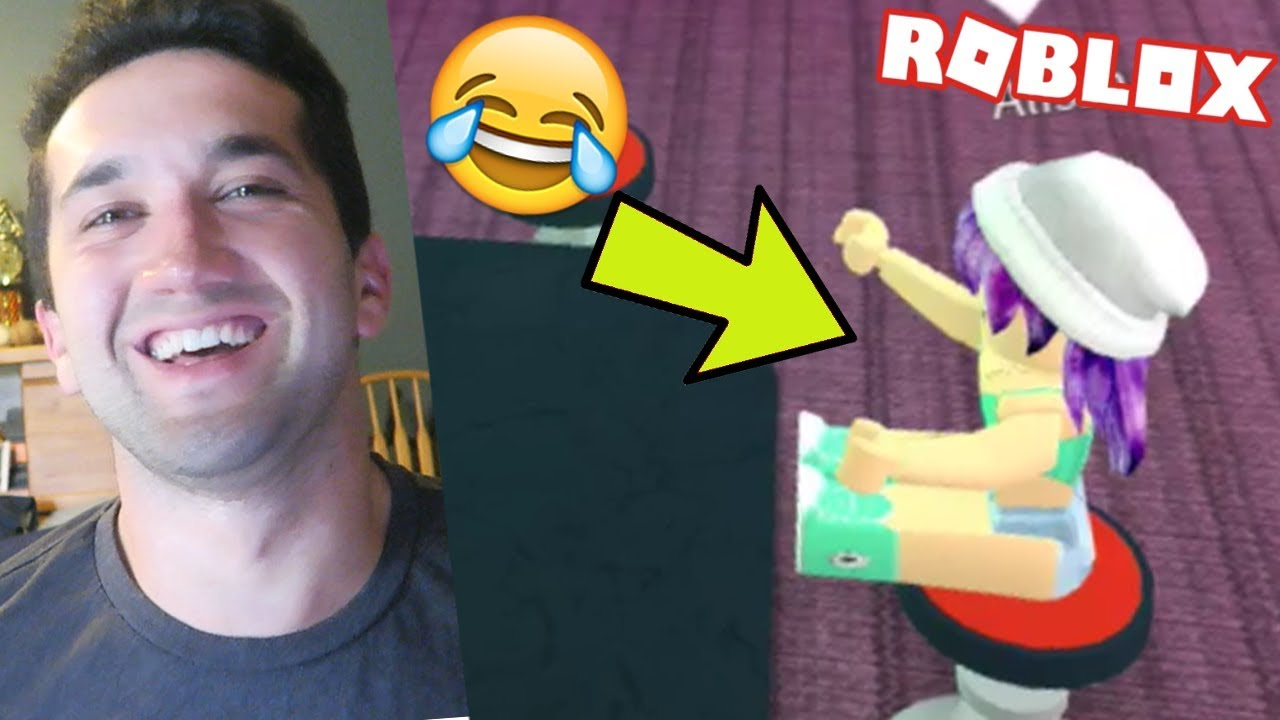 WORST GOLD DIGGER IN ROBLOX SOCIAL EXPERIMENT