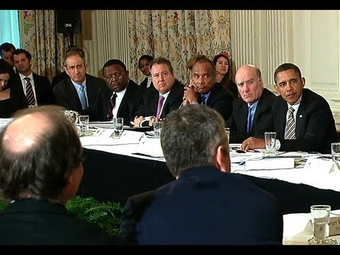President Obama Speaks to the Council on Jobs and Competitiveness