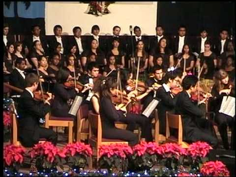 "La Sierra University Orchestra - ""Fantasia on Greensleeves"" by Ralph Vaughan Williams"