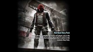 Batman Arkham Knight- Red Hood Story Pack Part 1