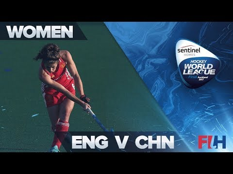 England v China Match Highlights - Sentinel Homes Hockey World League Final - Auckland, New Zealand