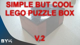 Simple But Cool Lego Puzzle Box V.2