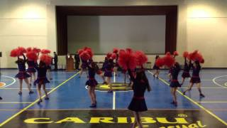 Colegio J. Guadalupe Fernandez, Concurso de Tablas Ritmicas 2013