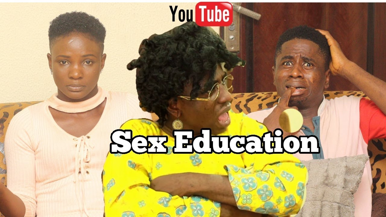 Sex Education In An African Home | MC SHEM COMEDIAN | African Comedy Mark