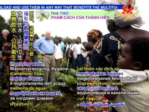 United Nations Trust Fund for Human Security donates more than US$4 million for the Congo