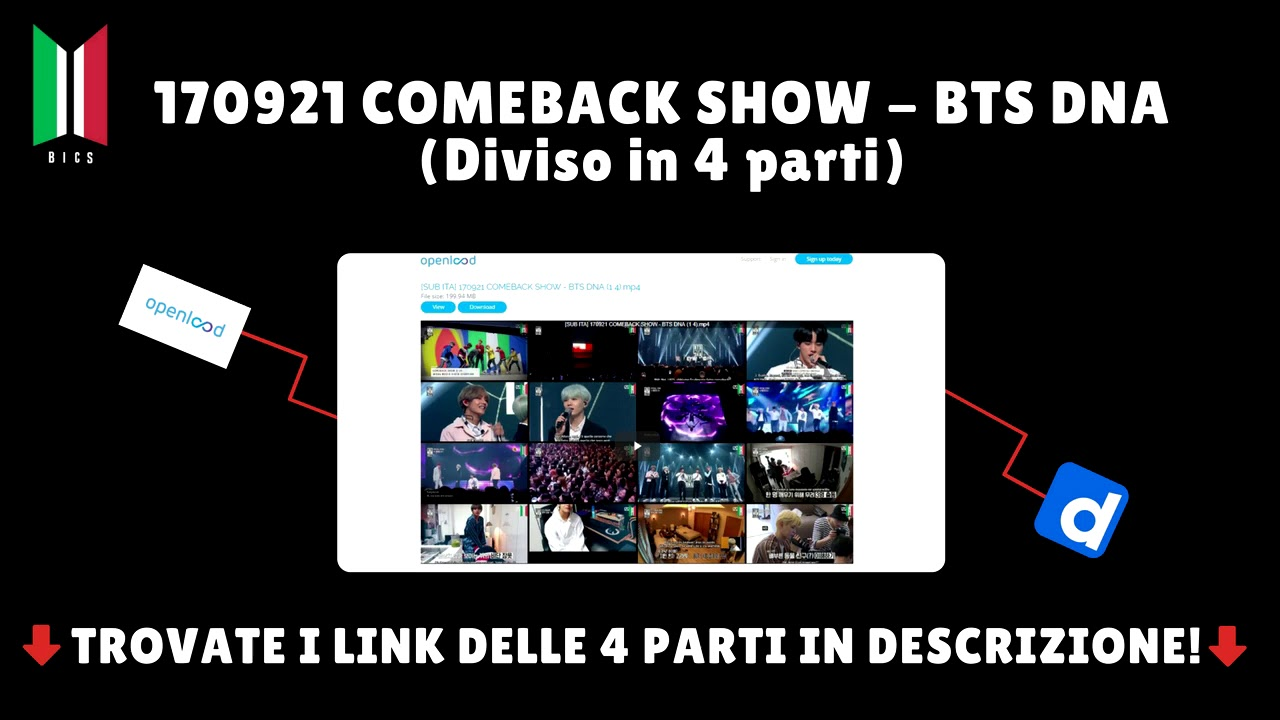 NUOVI VIDEO (OPENLOAD & DAILYMOTION) #2