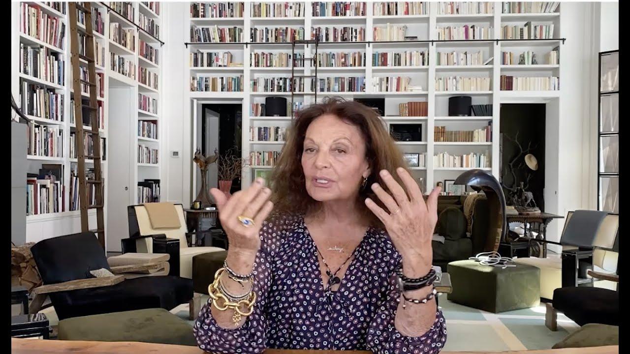 Diane von Furstenberg - 'Art is an emotion'   Christie's