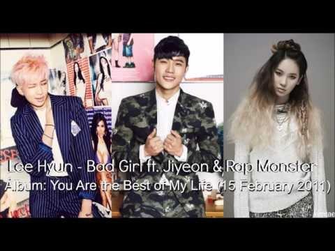 Lee Hyun - Bad Girl. ft Jiyeon & Rap Monster (2011)