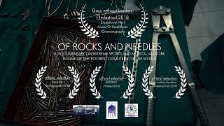 Of Rocks And Needles: A Documentary On Climbing And Medical Aid