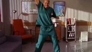 Turk Dances To Poison (In TIme + High Quality)