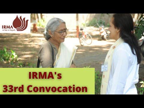 IRMA CONVOCATION 2014