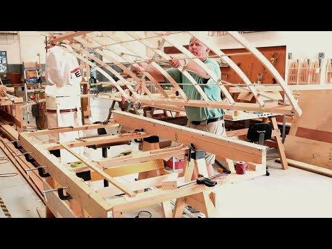 Benoist Project - Building Benoist Wing Panels