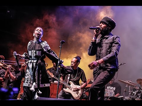 ONE Musicfest 2015 featuring Lauryn Hill, A$AP Rocky, Janelle Monae, SZA, Wale and more