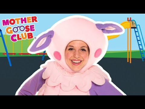 On the Playground | OUTSIDE PLAY | Songs for Healthy Kids | Mother Goose Club Songs for Children