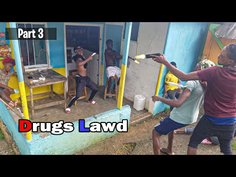 Drugs Lawd Part 3 | Jamaican Short Film | @Javaughn Hinds ​