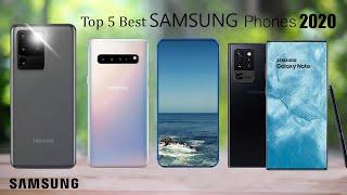 Top 5 Best SAMSUNG Smartphone 2021