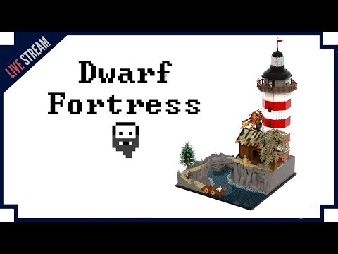 Dwarf Fortress Monday - The Lighthouse