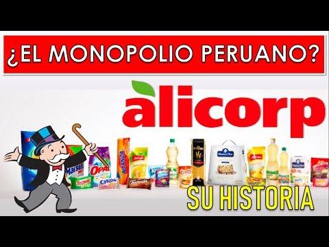 Alicorp - Historia |°| ¡La Empresa Que Pretende Apoderarse Del Mercado Peruano!