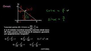Geometrik Yer Denklemleri