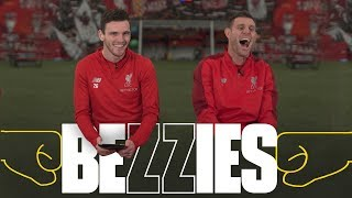 BEZZIES with Milner and Robertson |