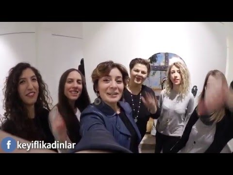 Şenay Akkurt'un Seramik Sergisi