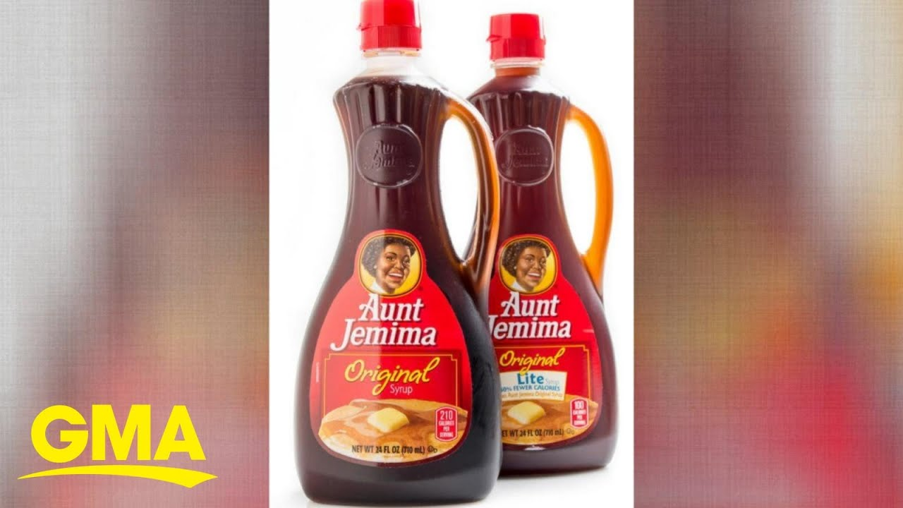 Why not change all our slave last names too? Aunt Jemima brand to be renamed l GMA
