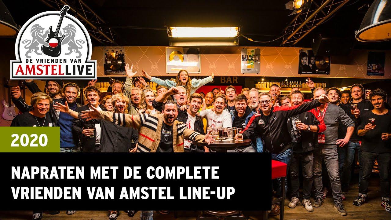 De Vrienden Van Amstel Livestream 16 Januari 2021