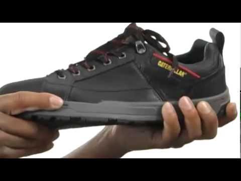 Brode Steel Toe Work Shoe