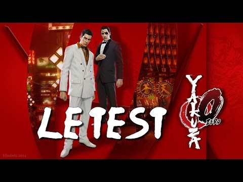 LIVE TEST YAKUZA 0 PLAYSTATION 4 BY SKILZZ FR