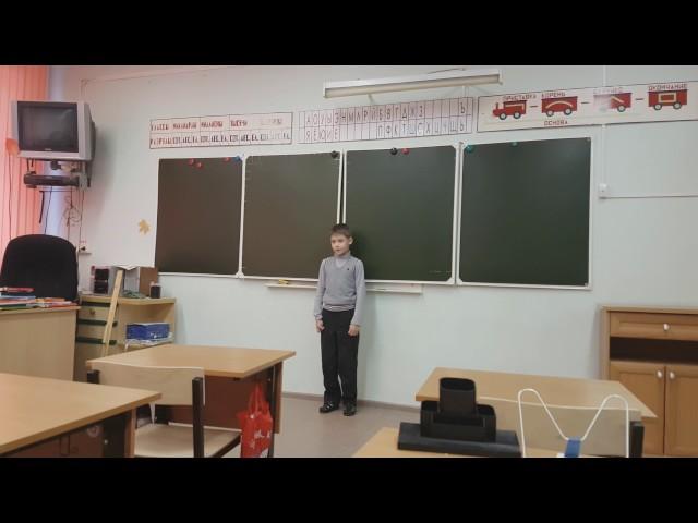 Изображение предпросмотра прочтения – ВладимирЗаковыркин читает произведение «Обезьяна и очки» И.А.Крылова