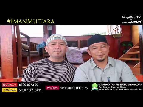 Nazrey Johani (Raihan) - Iman Mutiara [Acapella Live - Ranau,Sabah]