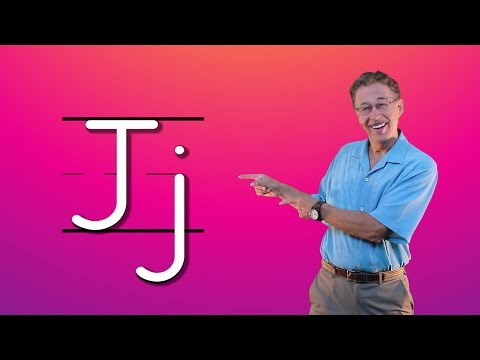 Learn The Letter J | Let's Learn About The Alphabet | Phonics Song for Kids | Jack Hartmann