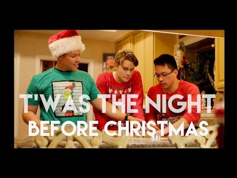 Twas the night before Christmas  SHORT FILM