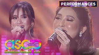 Sarah G collaborates with Moira on The Greatest Showdown | ASAP Natin 'To