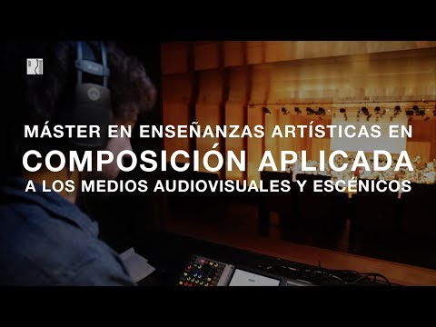 Master Program in Applied Composition - Liceu Conservatory