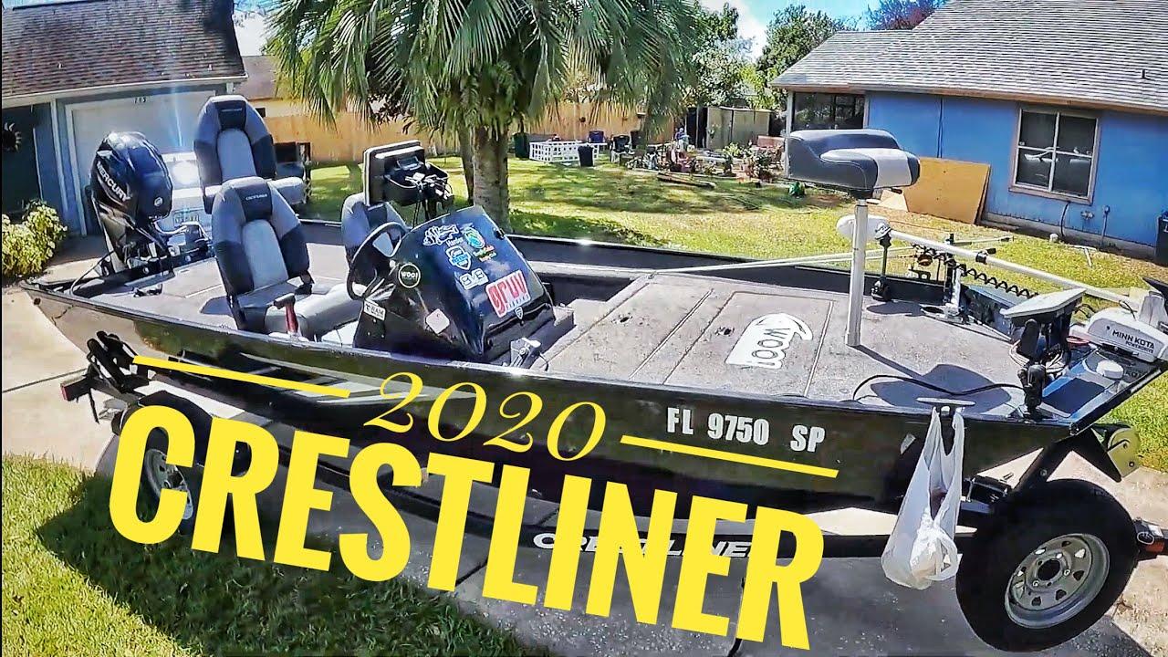 New Boat Walkthrough: Crestliner 1700 Storm