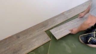 Укладка ламината Kronoflooring Floordreams Varioс.