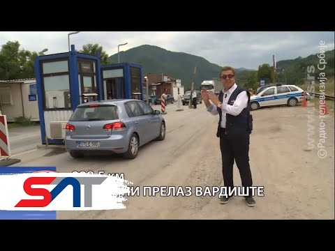 SAT: Patrola do Herceg Novog preko Bosne i Hercegovine