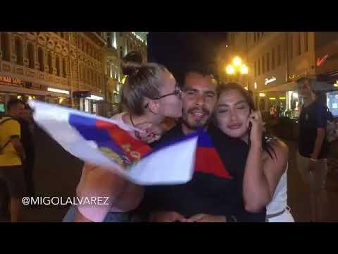 Periodista RSPN en Rusia acosado por dos rusas