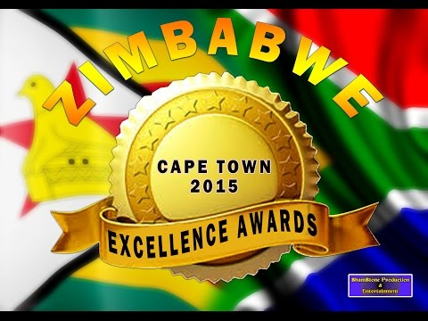 Cape Town Zimbabwe Excellence Awards Ceremony  2015