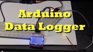Ultra Cheap Arduino DAQ/Data Logger with Nokia 5110 LCD- Part 2