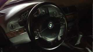 BMW E39 Ignition Switch Replacement DIY