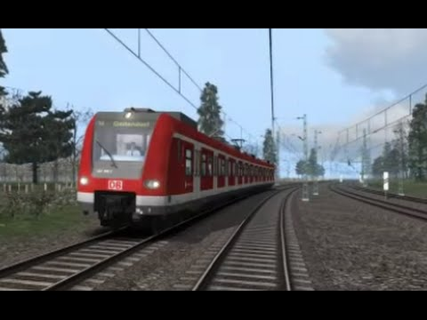 Train Simulator 2015: BR423 Rosenheim - Munchen