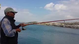 08 10 16 Kefal Avı - Cevdet