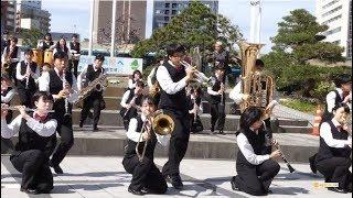 北海道札幌国際情報高校 「ルパン三世78」第30回全日本高等学校選抜吹奏楽大会