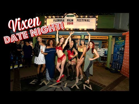 Vixen Date Night: Florida Film Festival + Burlesque