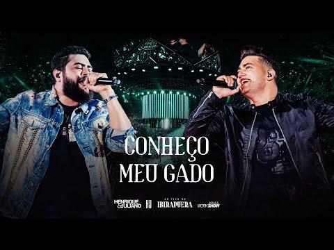 Henrique e Juliano - CONHEÇO MEU GADO - DVD Ao Vivo No Ibirapuera